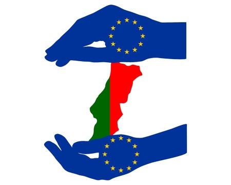 financial emergency: European Help for Portugal