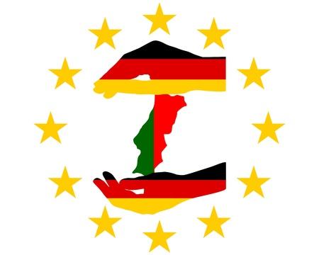 financial emergency: German Help for Portugal
