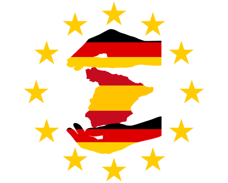bailout: German Help for Spain