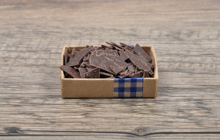 with bits: Chocolate bits