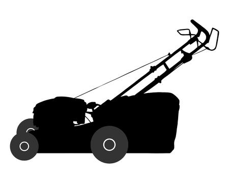 lawnmower: Lawn-mower Illustration
