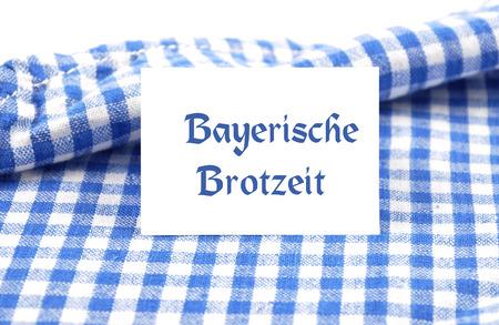 bavarian: Bavarian background Stock Photo