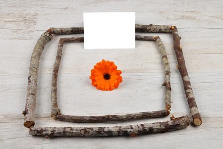 describable: Wooden frame
