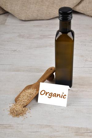 describable: Sesame oil