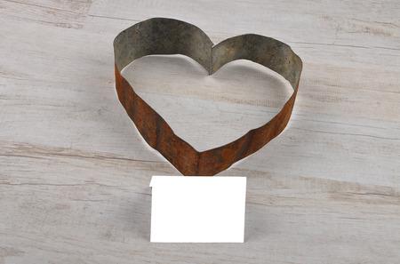 describable: Metal heart