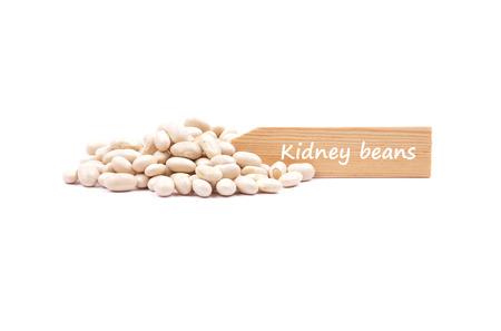 describable: White beans