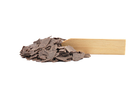 describable: Chocolate bits