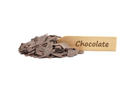 Chocolate bits
