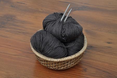 gomitoli di lana: Gomitoli di lana nel carrello