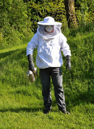 protective suit: Bee Keeper