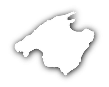 シャドウとマヨルカの地図