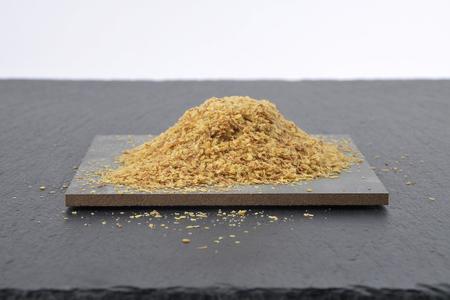 Wheat germ on shale