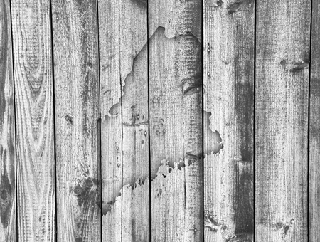 Map of Maine on weathered wood 写真素材