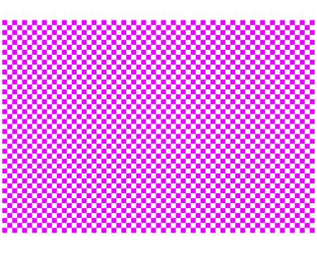 Checkerboard pattern as background Vektorgrafik