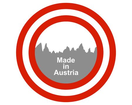 Quality seal made in Austria