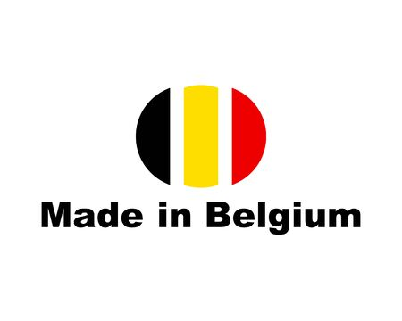 Quality seal made in Belgium