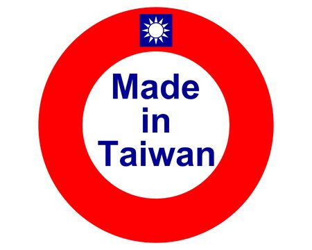 Quality seal made in Taiwan
