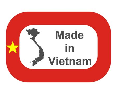 Quality seal made in Vietnam
