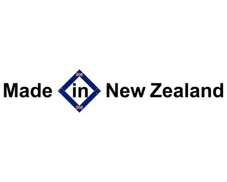 Quality seal made in New Zealand