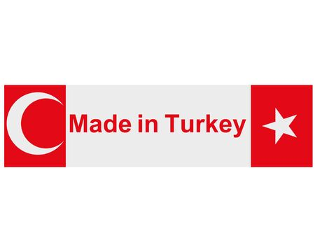 Quality seal made in Turkey