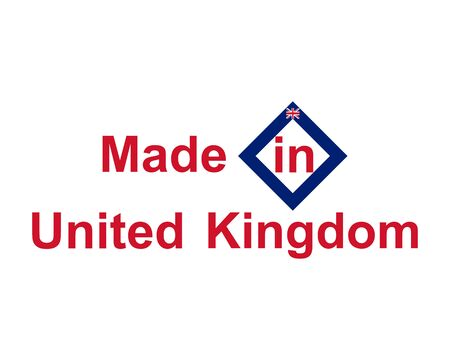 Quality seal made in United Kingdom