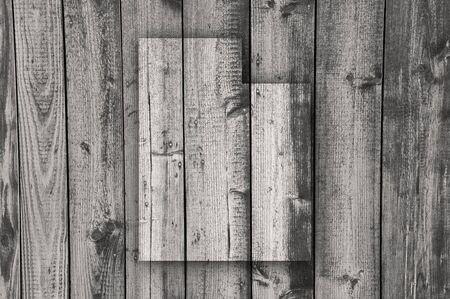 Carte de l'Utah sur bois patiné Banque d'images