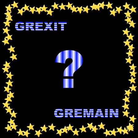 europa: Grexit or Gremain