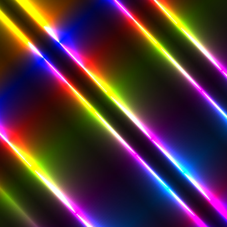 channels: neon rays and channels modern background