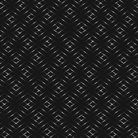 Diamond silver grid, shades of grey vector background