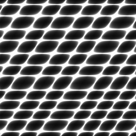 Cell tissue, netting, honeycomb, abstract black and white vector fencing silver background