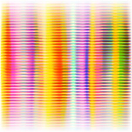 Background of different color lines Illustration