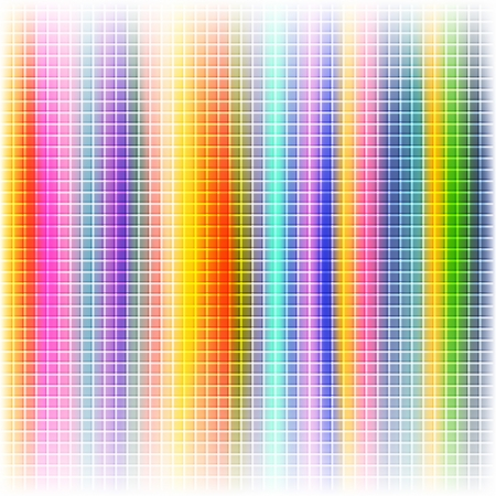 Background of different color cell