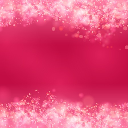Pink abstract romantic background vector  eps 10 Ilustrace