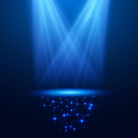 dark spotlight background