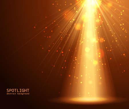 white magic: Magic light background