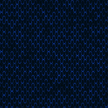 perforated: Blue technology background with perforated  Illustration