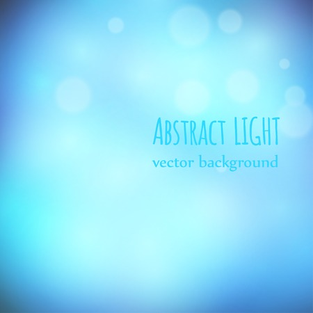 Abstract background blue colour vector Vector