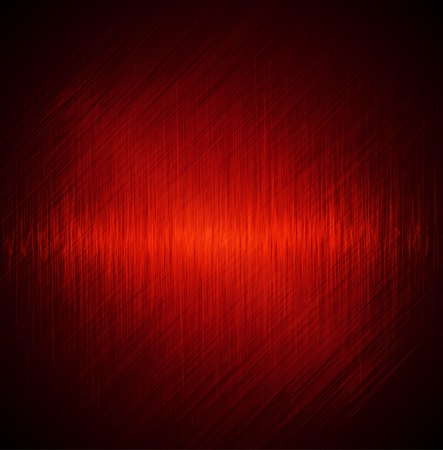 Fondo rojo abstracto. Imagen del vector