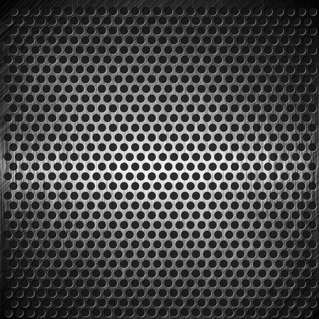 malla metalica: vector de metal resumen de puntos de fondo de diseño