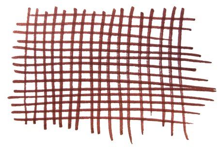 watercolor grid background vector illustration Illustration