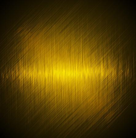 추상 노란색 배경입니다. 벡터 이미지
