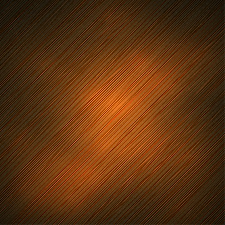 orange banded lines background. abstract vector concept.