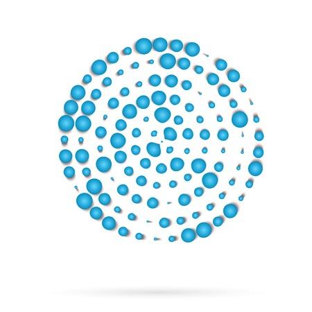 blue circles: Blue circles sign