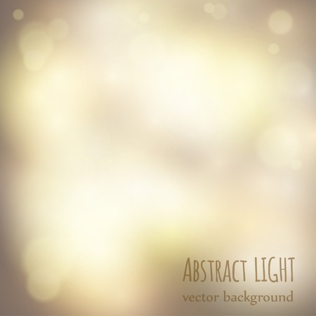 brilliancy: Soft  light abstract background for design vector