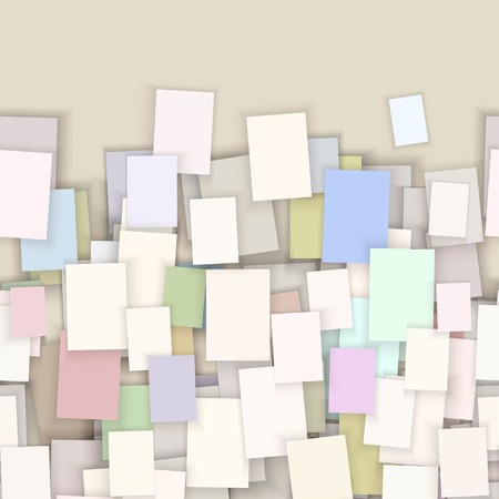 seamless paper: seamless paper  note background, vector eps 10