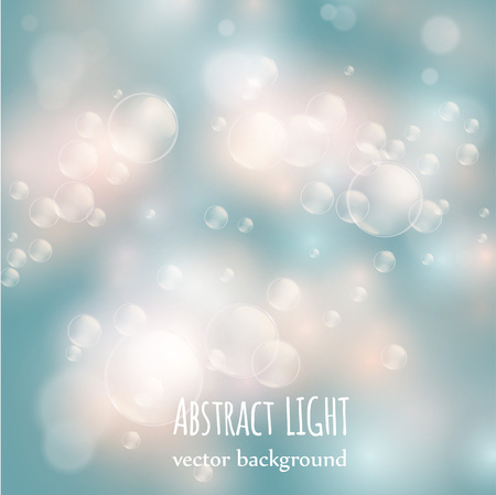 lumière abstrait: Soft  light abstract background for design vector