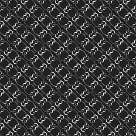 textures: Nahtlose Hintergrund von Seilen und knotes. Vektor-Illustration