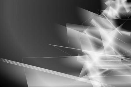 white abstract: Abstract light gray background with geometic, vector