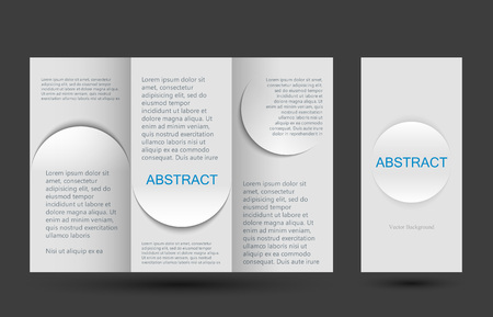 placecard: Strict simple design templates collection for banners