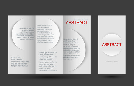placecard: Strict simple design templates collection for placards and posters.